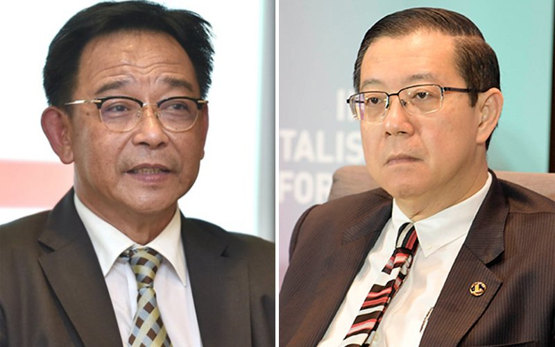 In Sarawak war of words, PBB man questions Guan Eng's intelligence