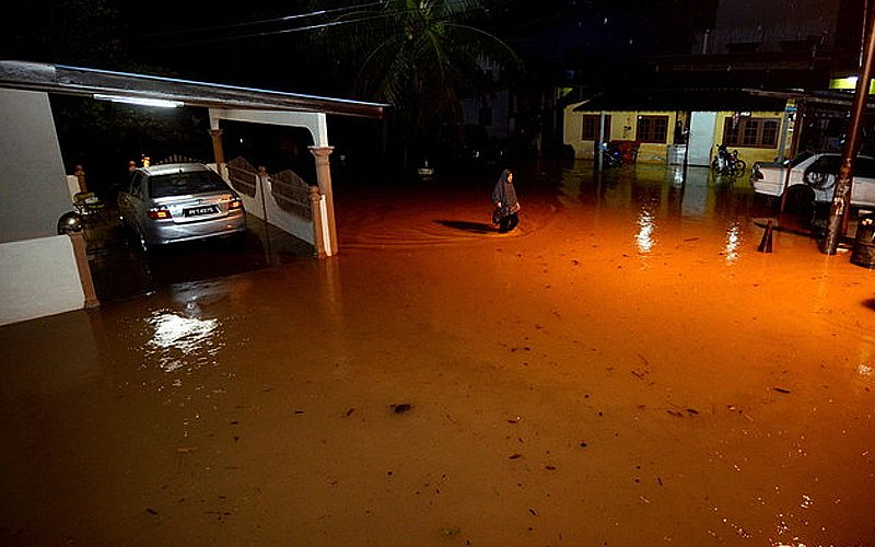 After three floods in a week, angry residents demand action
