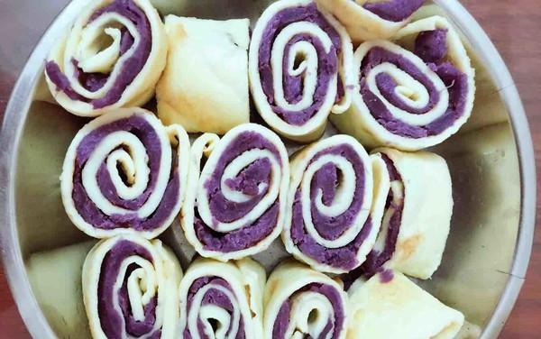 自从紫薯这么做,和鸡蛋搭配,好吃又健康,我家孩子几乎天天吃