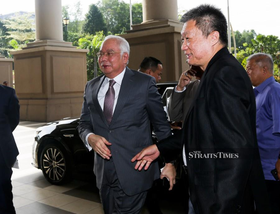 Witness: Najib said no need for second valuation on PSI assets