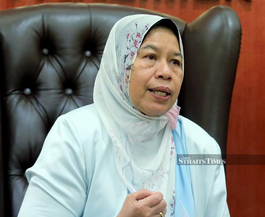 Zuraida promises completion of halted PR1MA project in Rantau