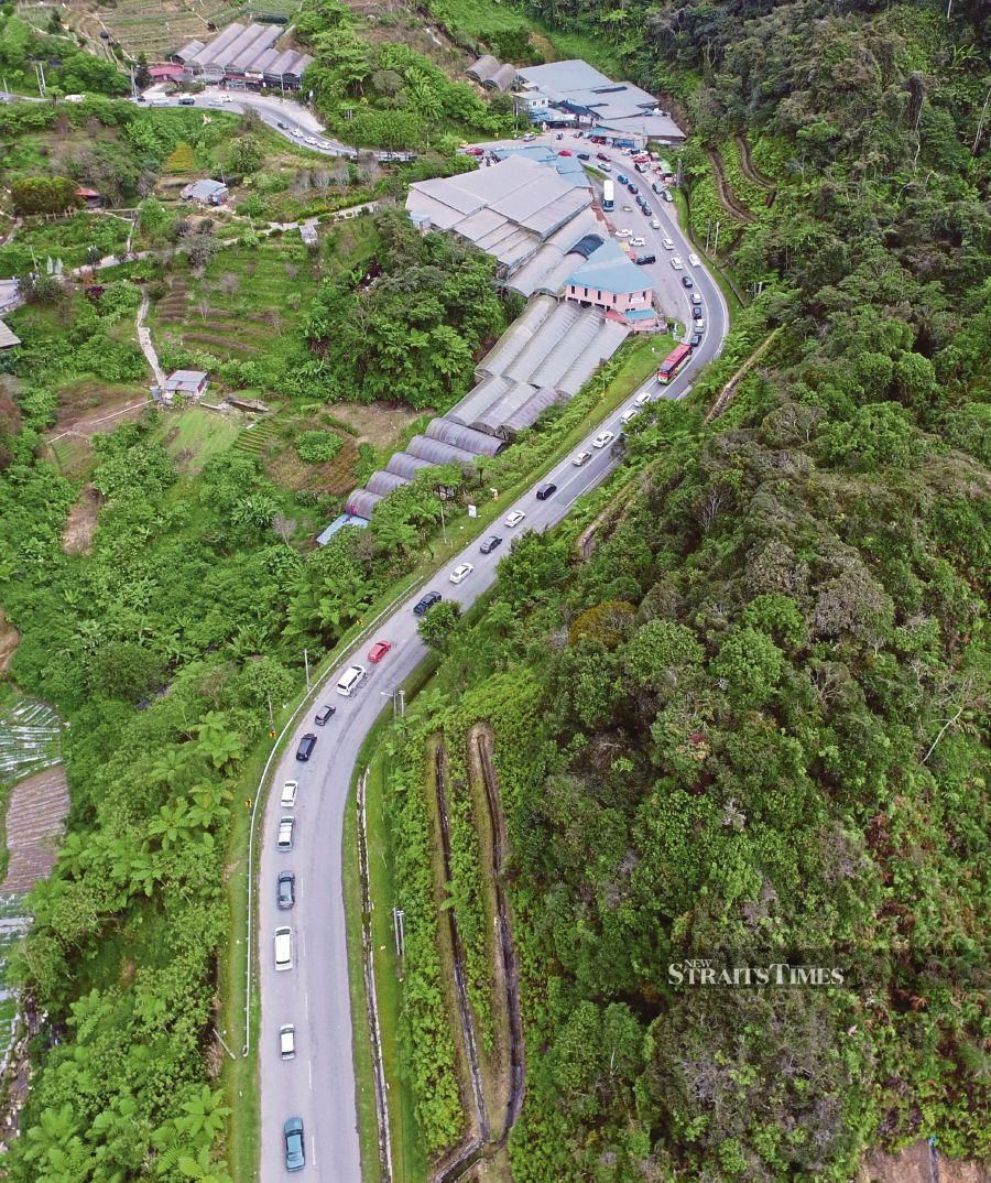 Camerons bypass will end gridlock