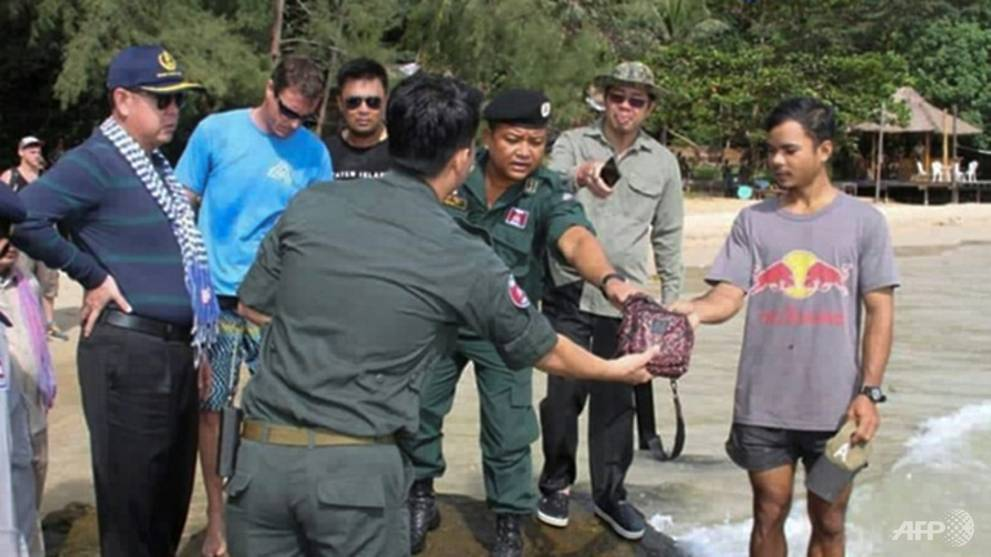 Family joins desperate search for Brit tourist in Cambodia