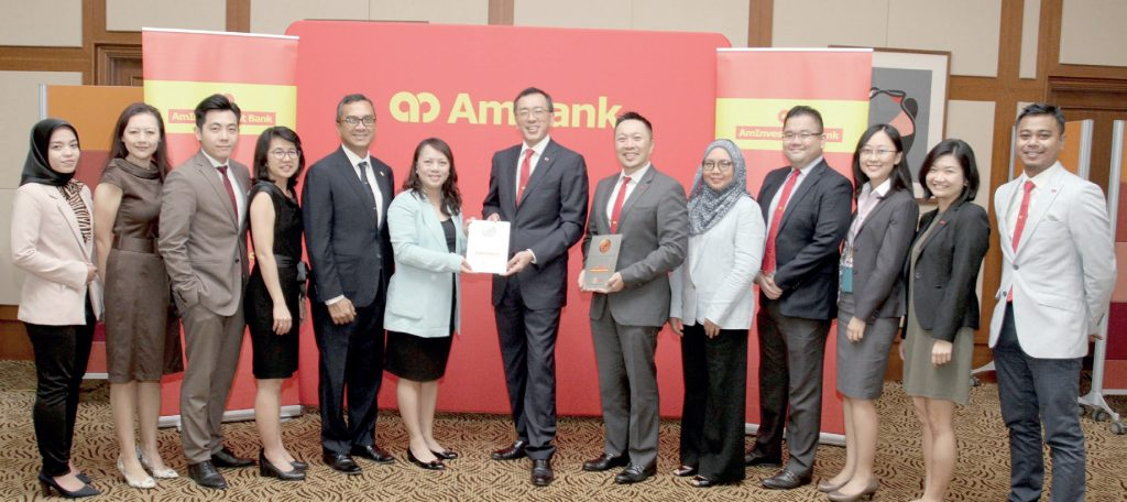 AmInvestment Bank emerges as double winner at MARC's 2018 Lead Managers League Table Awards