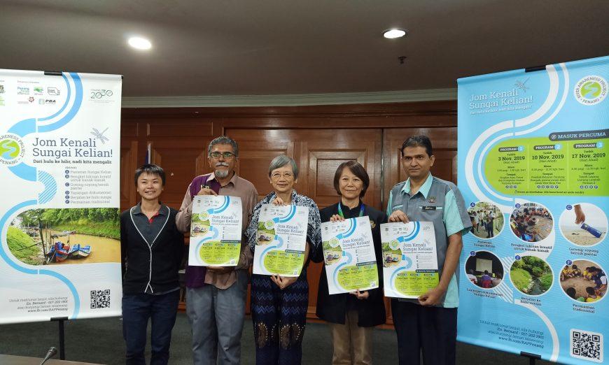 Raising environmental awareness and understanding rivers