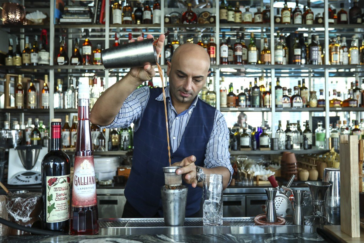 Hong Kong bartender's Milano cocktail a tribute to the fashion capital with a Japanese twist
