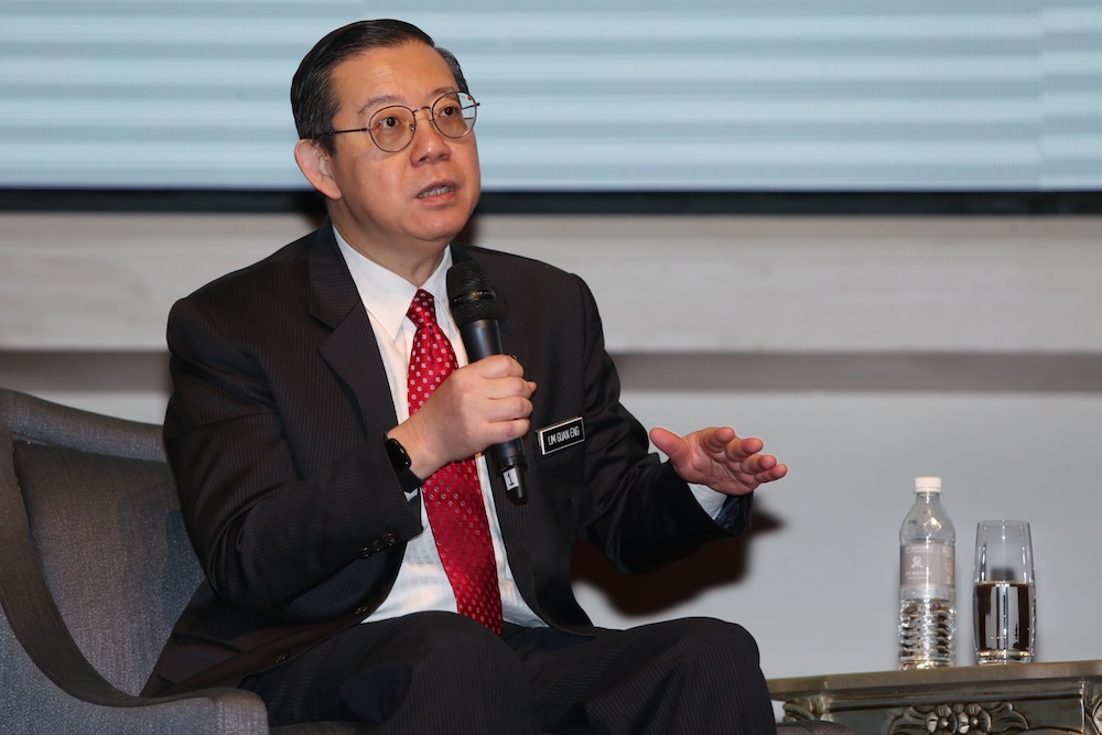 Guan Eng: Reaffirmation of credit ratings is proof of govt's ability to administer country