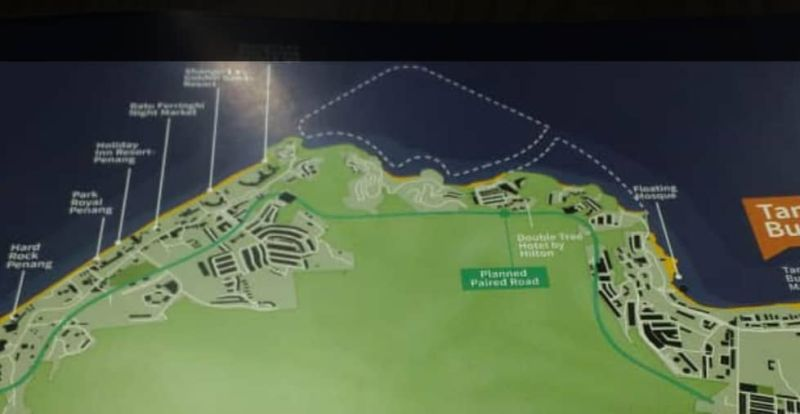 Come clean about plan to reclaim 300 acres off Tanjung Bungah coast, Penang govt told