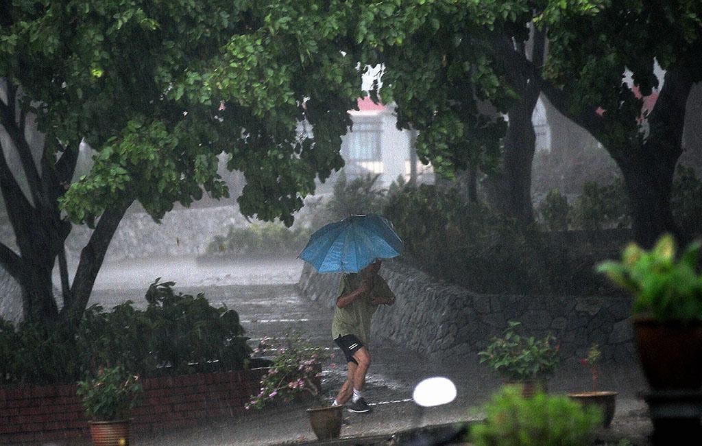 Avoid waterfalls, beaches during monsoon season