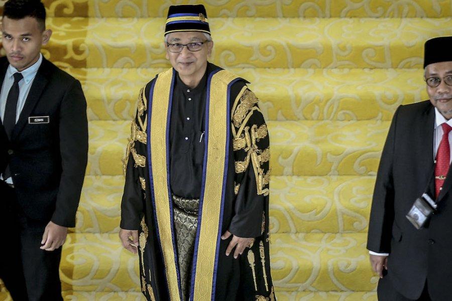 下议院议长响应峇迪醒觉运动