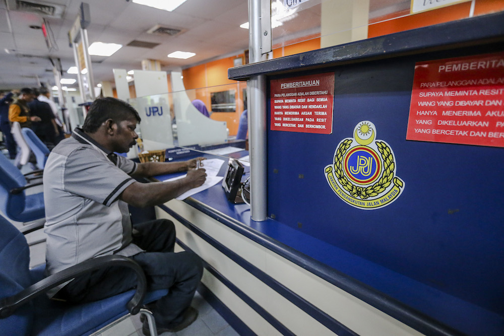 JPJ: Convert your foreign driving licence to a Malaysian one from tomorrow