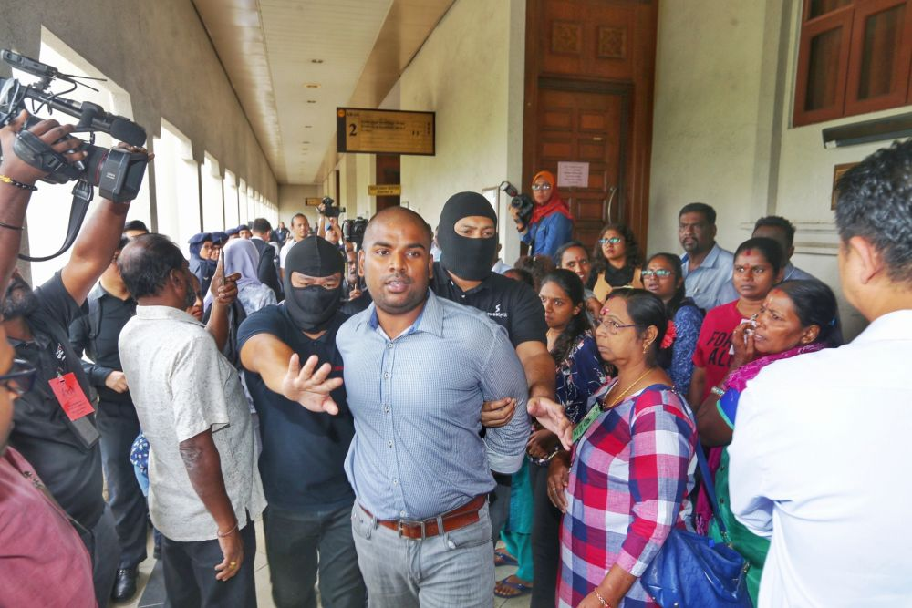 Wednesday hearing for bail application by two LTTE detainees