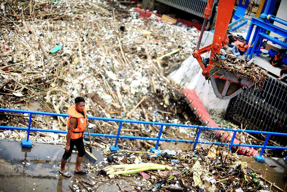 Greater Jakarta prepares for rainy season