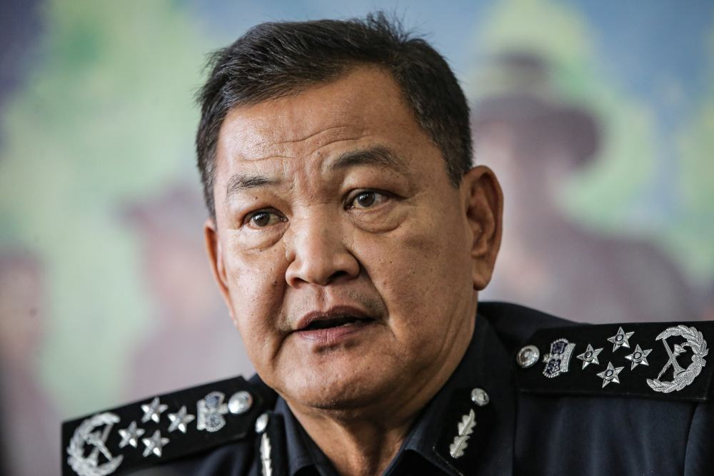 IGP: Claims that Jho Low is in UAE are utter lies