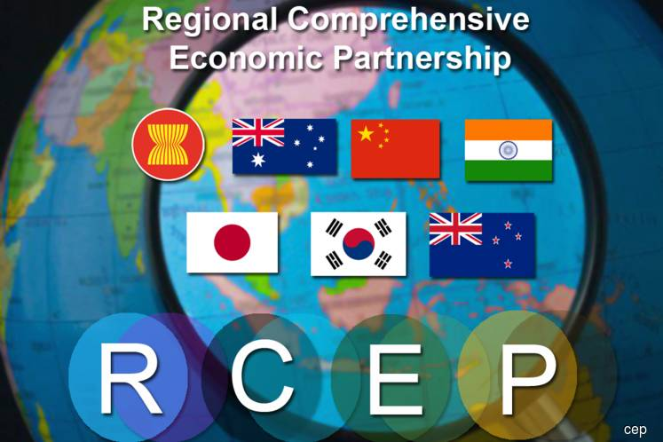 Australian envoy hopes to see positive progress on RCEP by year-end