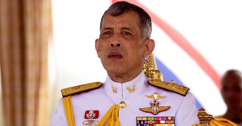 惊爆通姦! 继开除6名王宫官员后,泰王再开除4官员