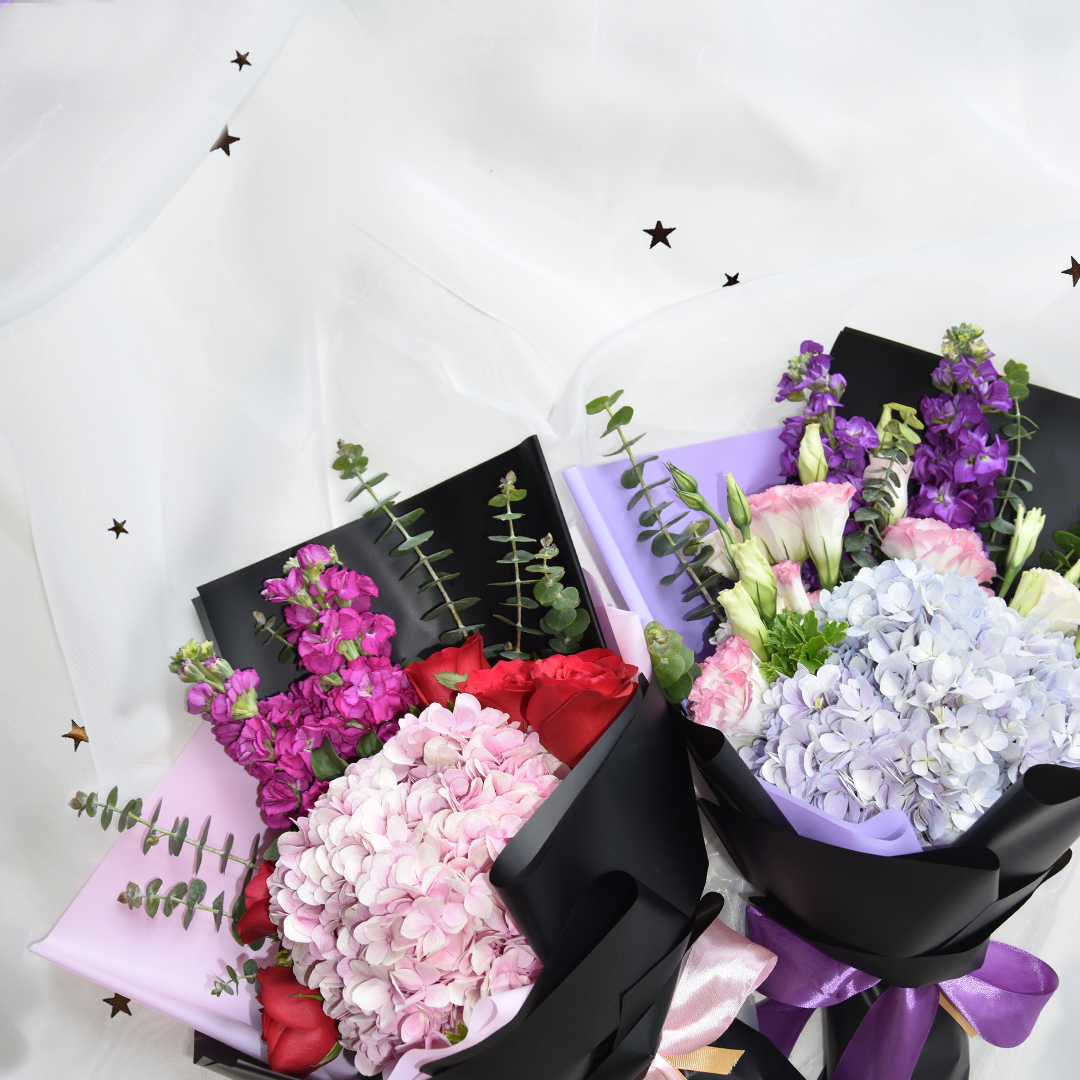 Same Day Flower Delivery in Singapore