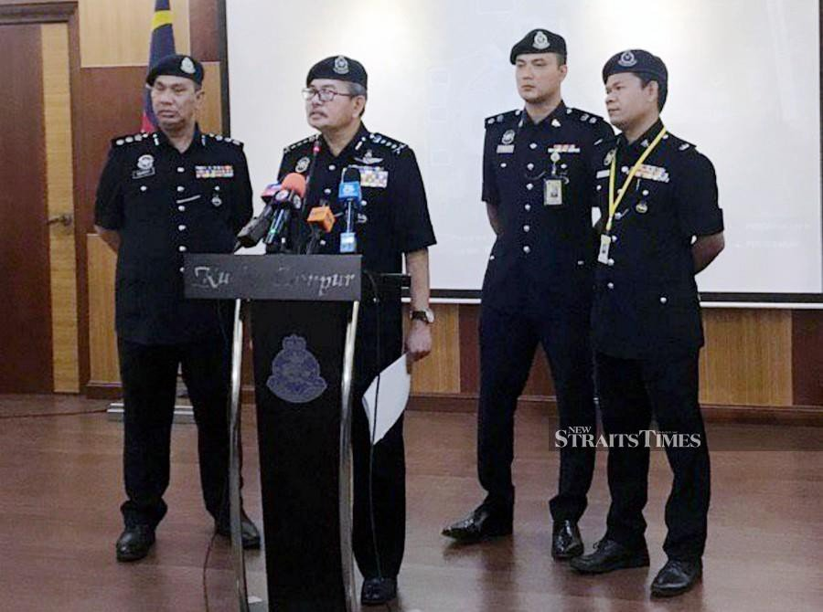 Over 1,500 policemen to be deployed at Malaysia Cup final