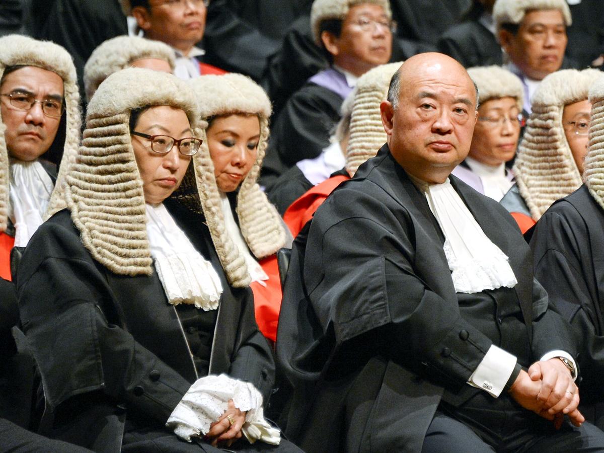 马道立宣布退休 郑若骅赞扬多年来捍衞司法独立
