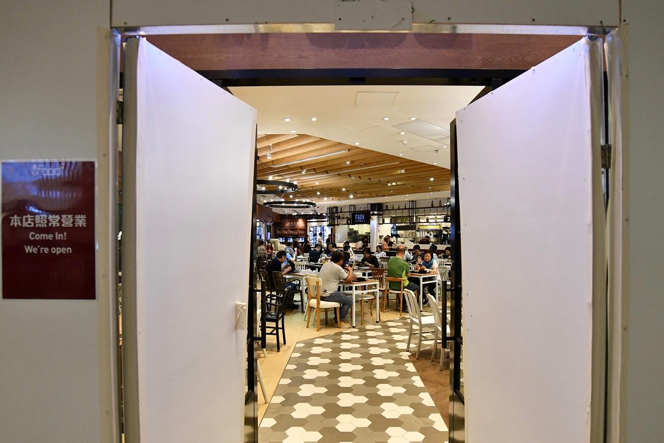 【修例风波】刘达邦料假日零售畅旺 张宇人忧农历年后有餐厅倒闭