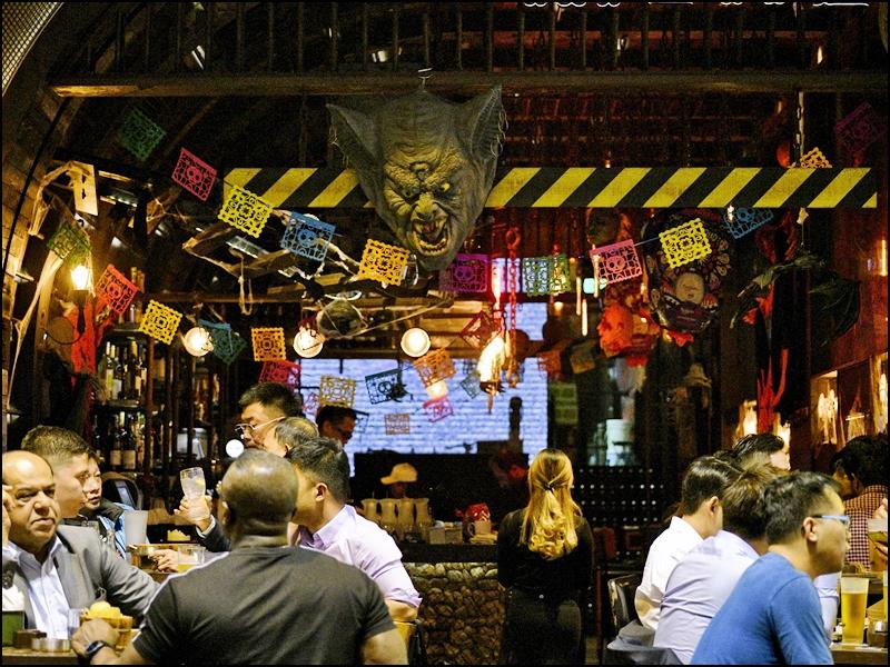 酒吧业忧万圣节有冲突 促兰桂坊协会聘纠察