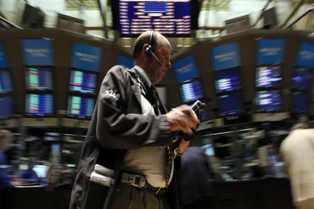 Weakness on Wall Street as profit-takers move in