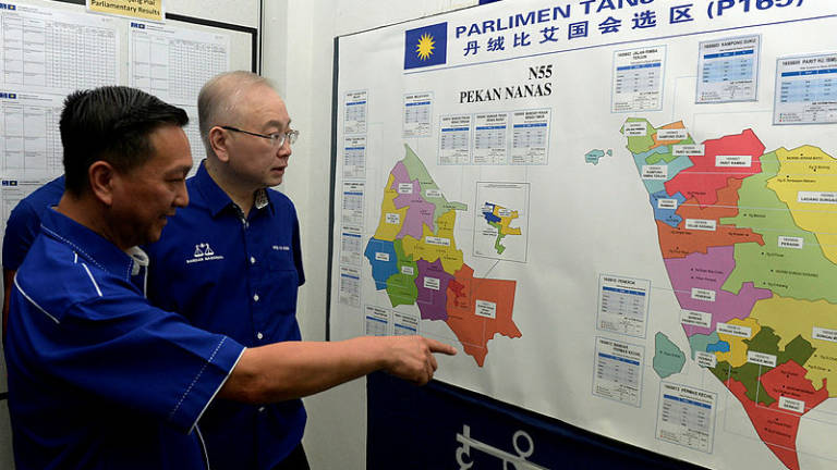 'MCA threatened to quit BN if not allowed to contest in Tg Piai'