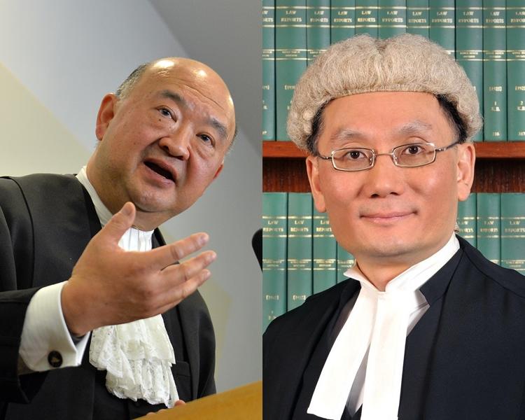 马道立即将退休 报道指张举能或接任终院首席法官