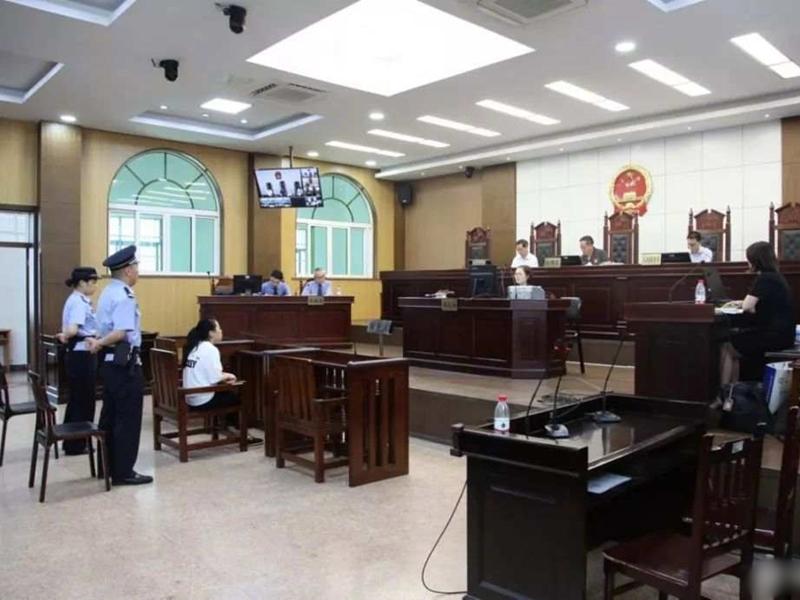 浙江女官员贪污受审「公主病发」 抱怨:沒有吹风机不想洗头