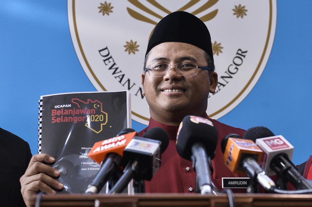 MB says majority of Selangor residents will still enjoy free water next year