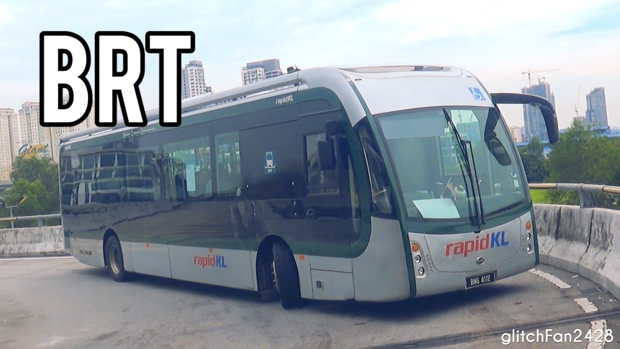 [rapidKL] Fully Electric Sunway BRT Showcase -