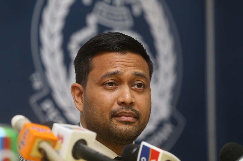 Newly appointed Malaysian Football League CEO Stuart Ramalingam ready for challenge