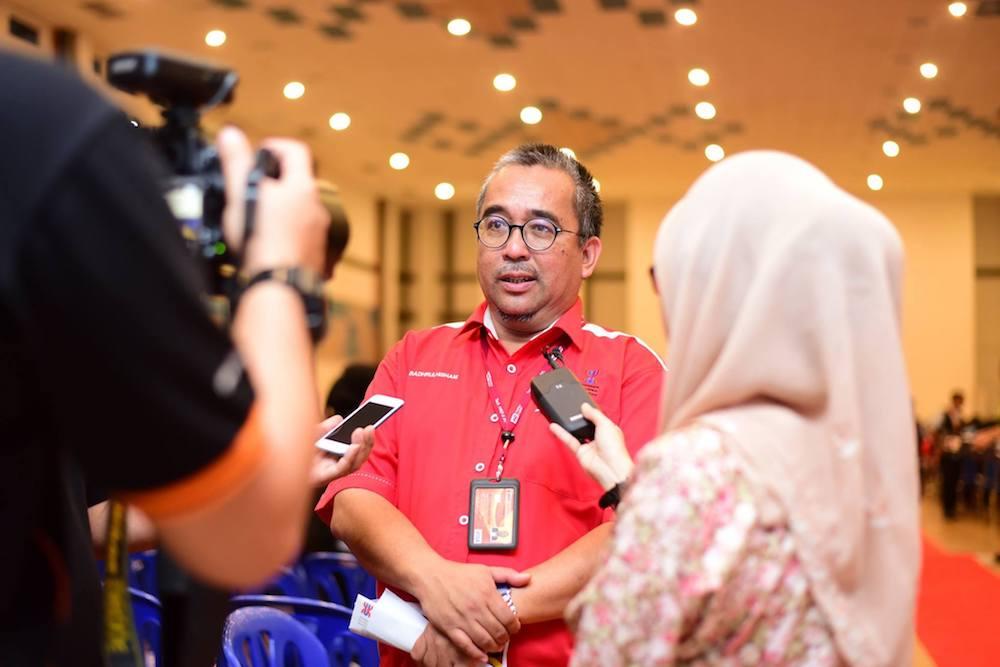 PAS ally Berjasa throws hat in ring for Tanjung Piai poll