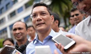 Four DAP leaders file defamation suit against Azwanddin
