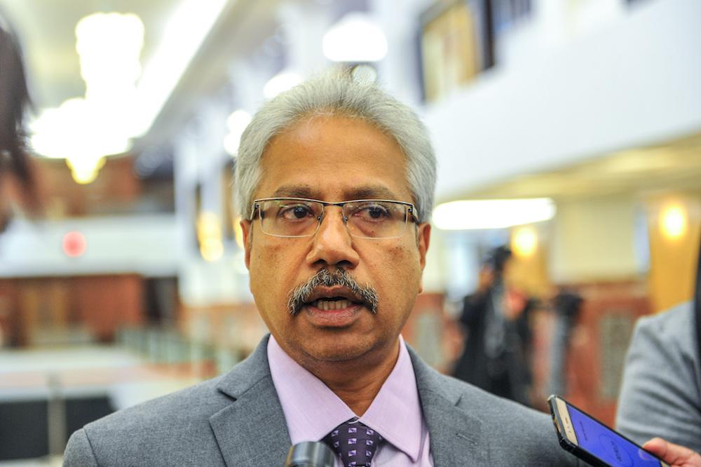 Waytha Moorthy: Maintaining unity not sole responsibility of federal govt