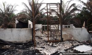 Minister unapologetic over aid to Tg Piai house fire victim