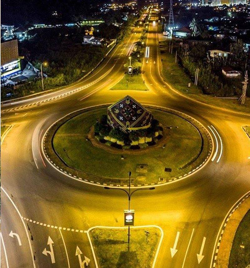 Iconic Kadazandusun headgear statue to make way for flyover