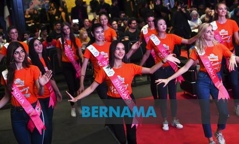 LimKokWing University scholarship for Miss Tourism International winner, runner-up
