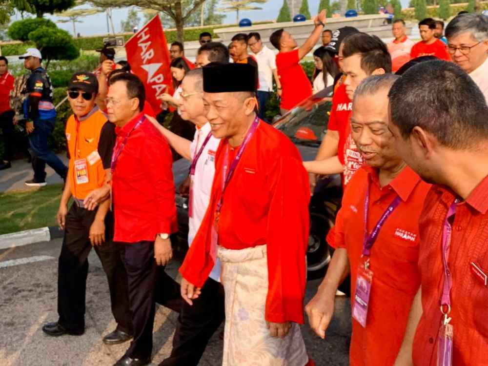 Karmaine's easy demeanour well-liked by Tanjung Piai residents