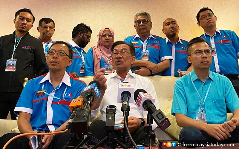 Malay community's wariness of DAP unjustified, says Anwar