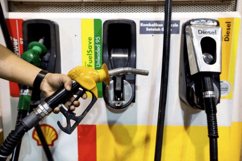 最新油价:RON97下调3仙