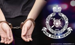 14 cops arrested over ketum possession