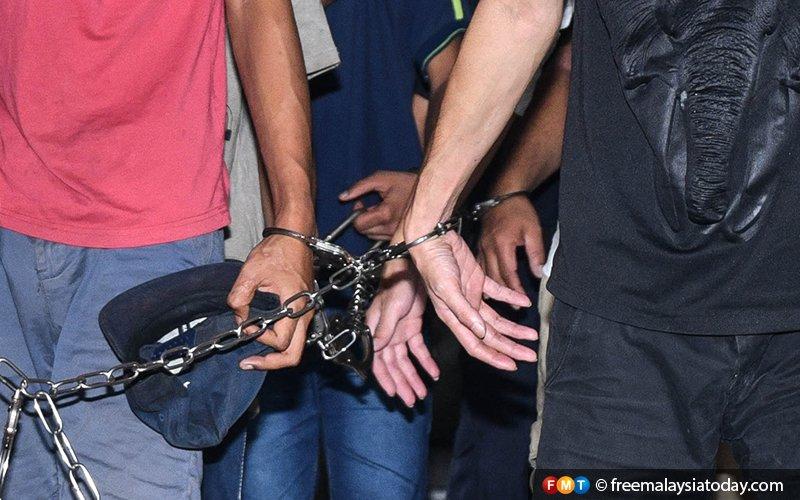 7 boys held over rape of 14-year-old schoolgirl