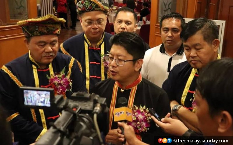 Sabah minister defends native rights for those with Chinese roots