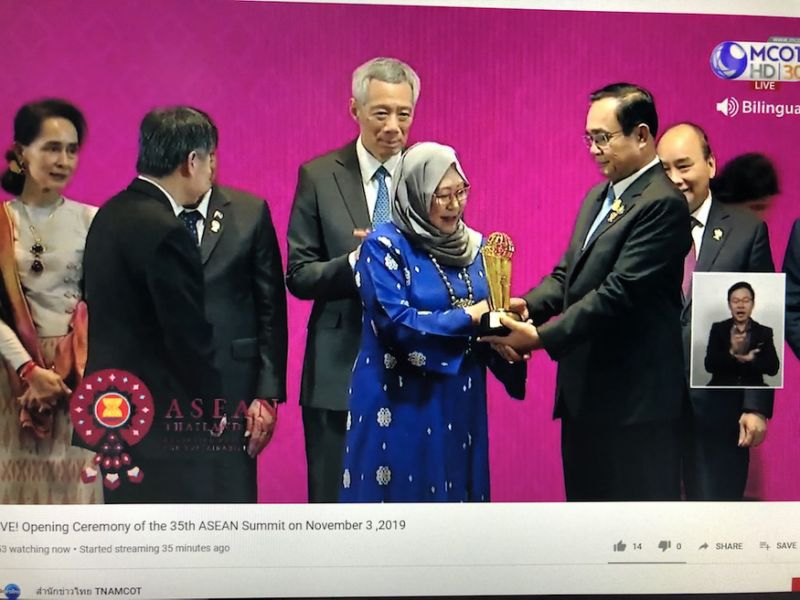 Malaysia's Asean Prize winner: 'If I die tomorrow, who's going to take over from me?'