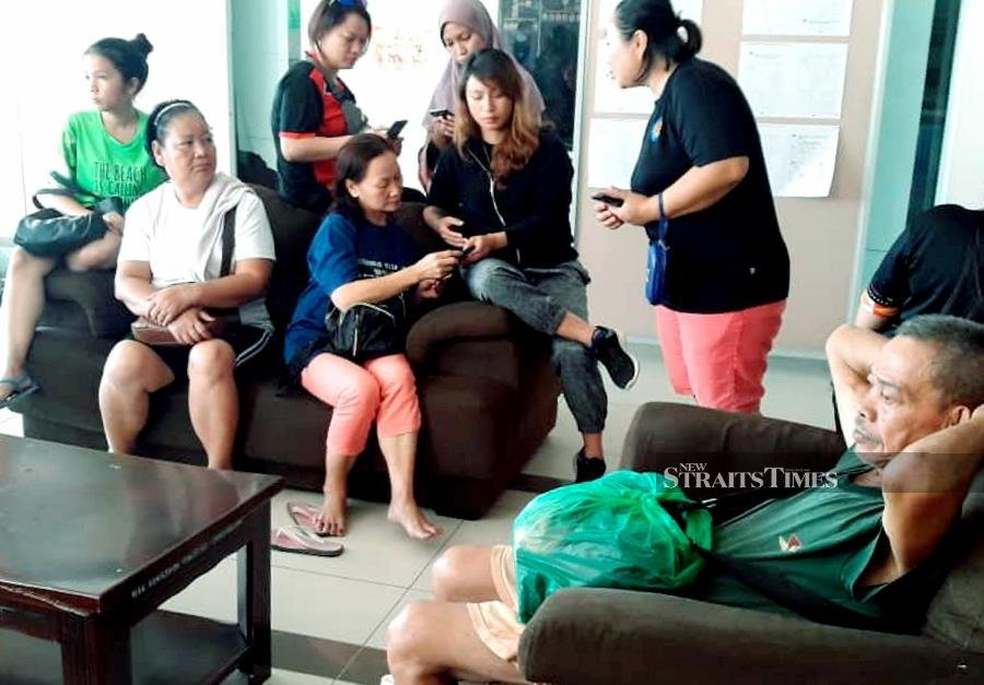 Heroic Tuaran boy alerts family to fire, tries to save younger brother