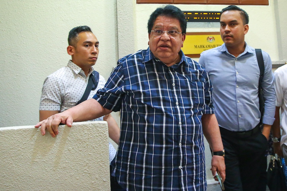 Tengku Adnan withdraws application to strike out IRB's application for summary judgment
