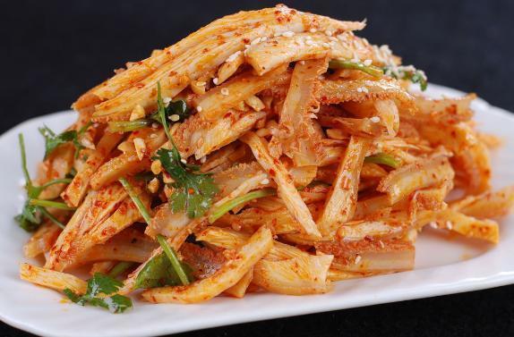 美食推荐:芝士椰浆烩龙虾仔,凉拌牛肚,栗子烧鸡翅的做法