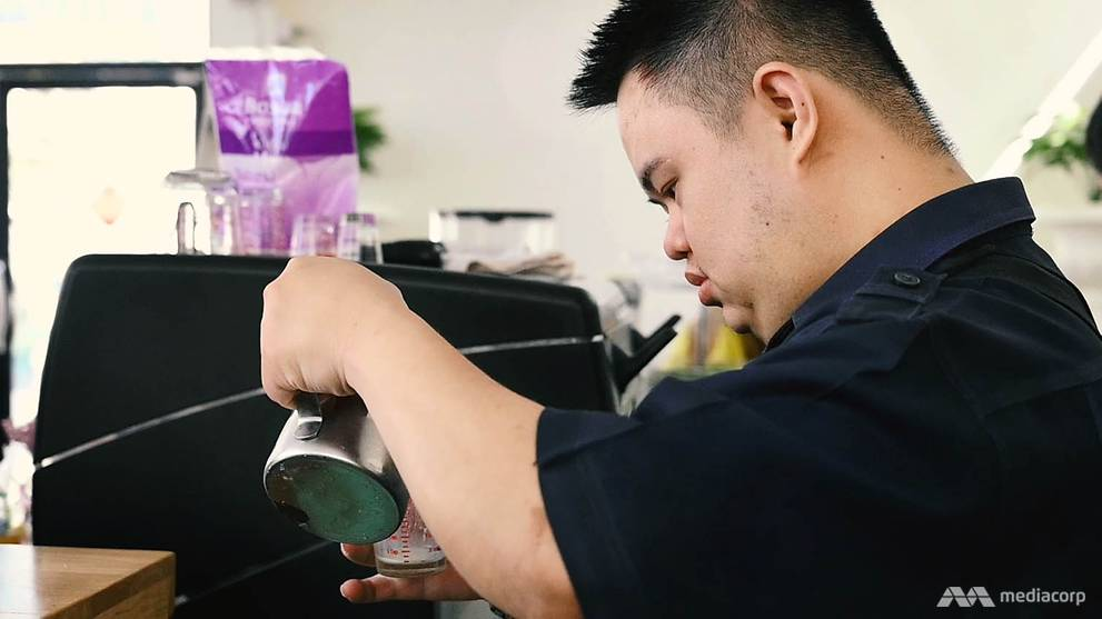 Coffee barista with Down Syndrome becomes social media sensation in Thailand