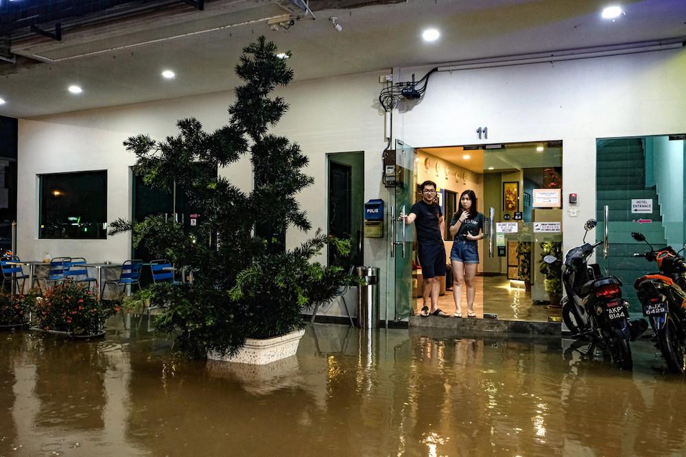 Number of flood victims in Perak drops
